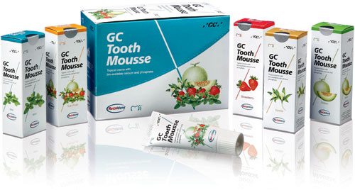 GC tooth mouse image